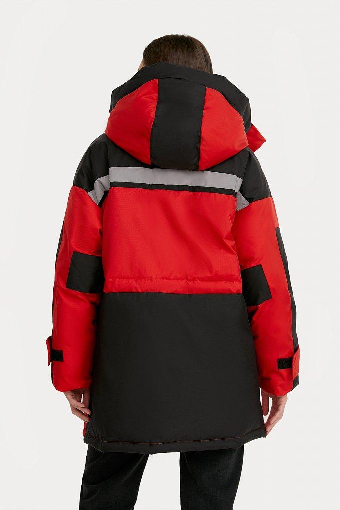 Пальто женское, Модель W20-51002, Фото №5