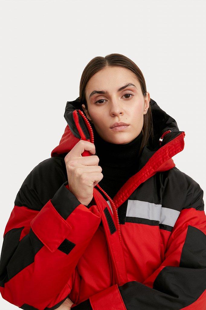 Пальто женское, Модель W20-51002, Фото №7