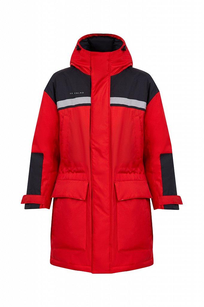 Пальто мужское, Модель W20-61002, Фото №8