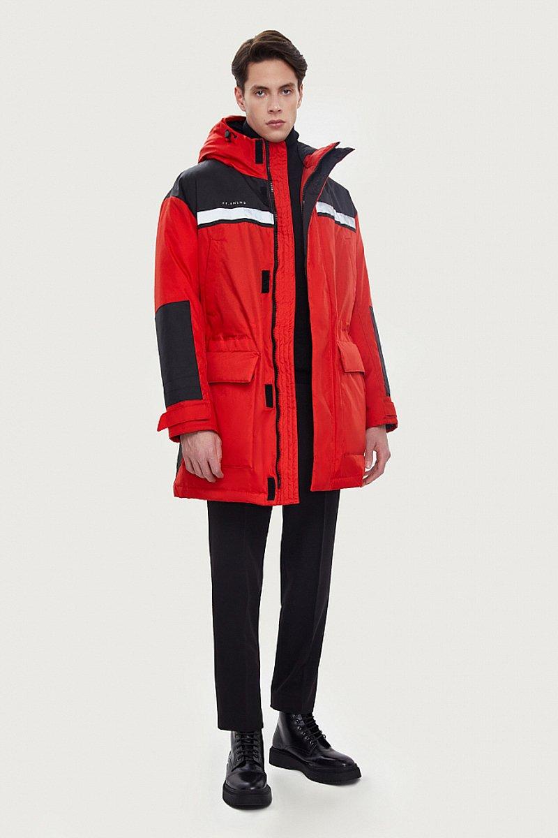 Пальто мужское, Модель W20-61002, Фото №2