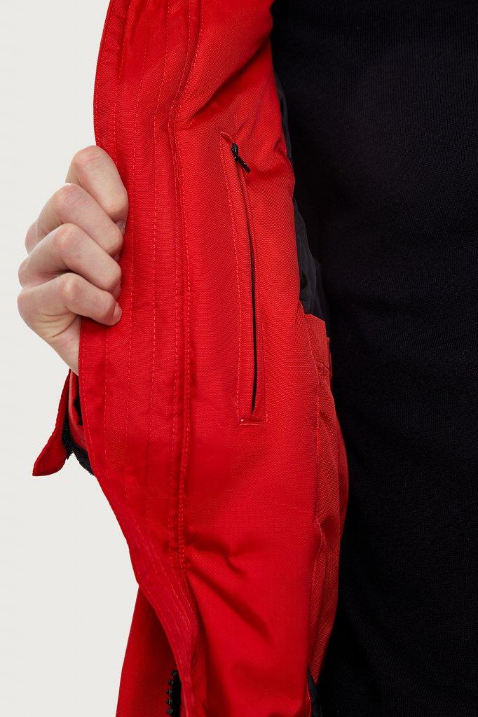 Пальто мужское, Модель W20-61002, Фото №4