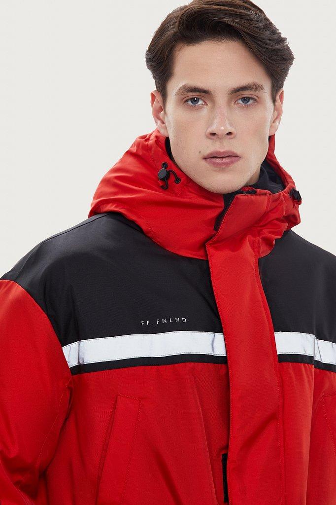 Пальто мужское, Модель W20-61002, Фото №7