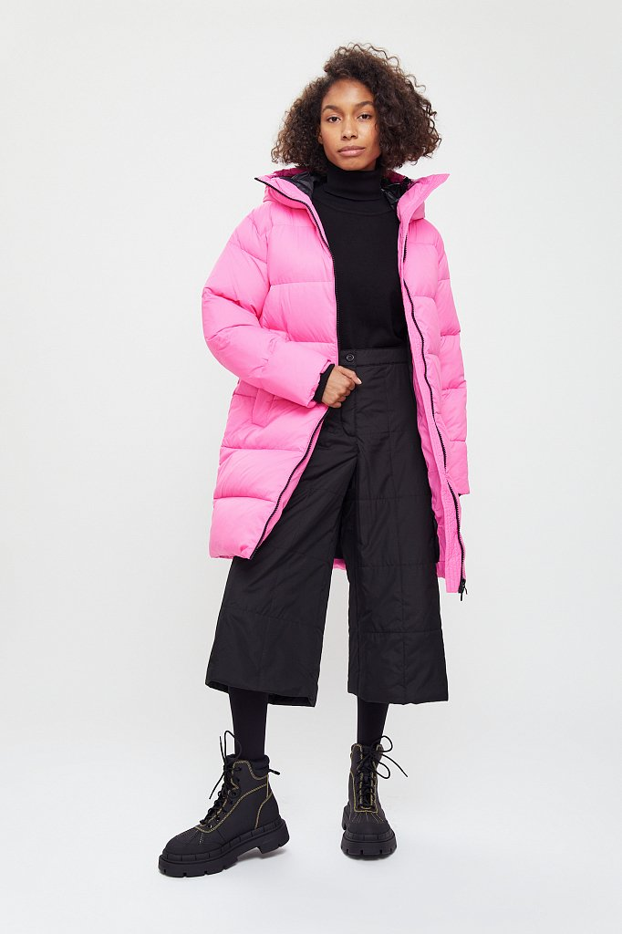 Пальто женское, Модель W20-32041, Фото №2