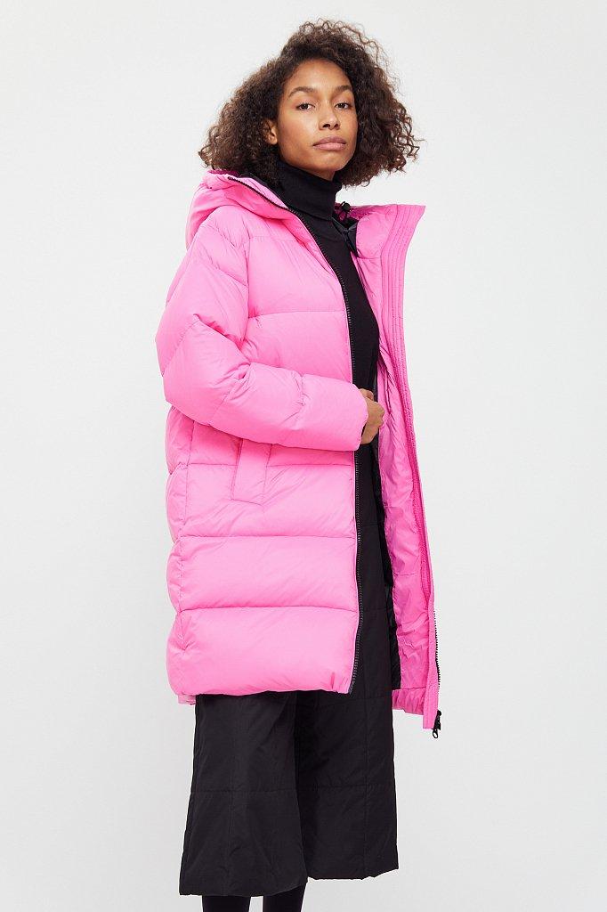 Пальто женское, Модель W20-32041, Фото №4