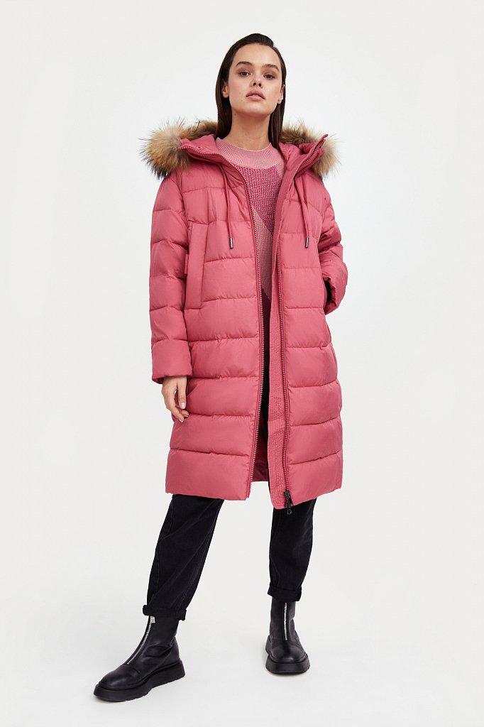 Пальто женское, Модель W20-11019, Фото №1