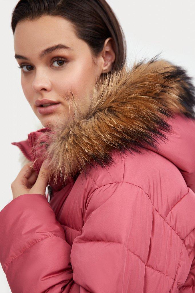 Пальто женское, Модель W20-11019, Фото №7