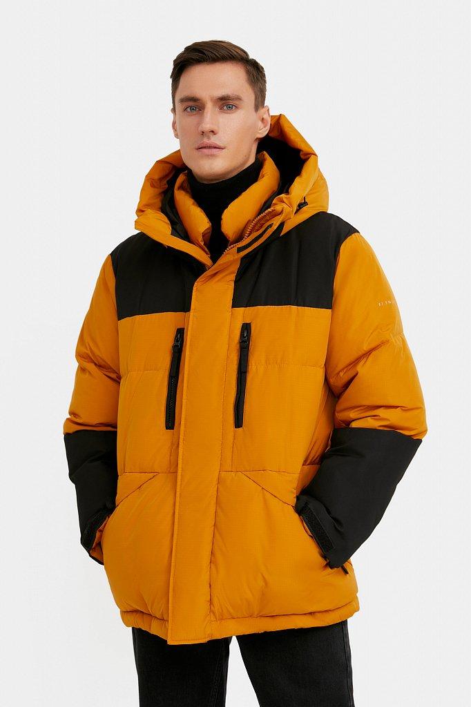 Куртка мужская, Модель W20-22026, Фото №2