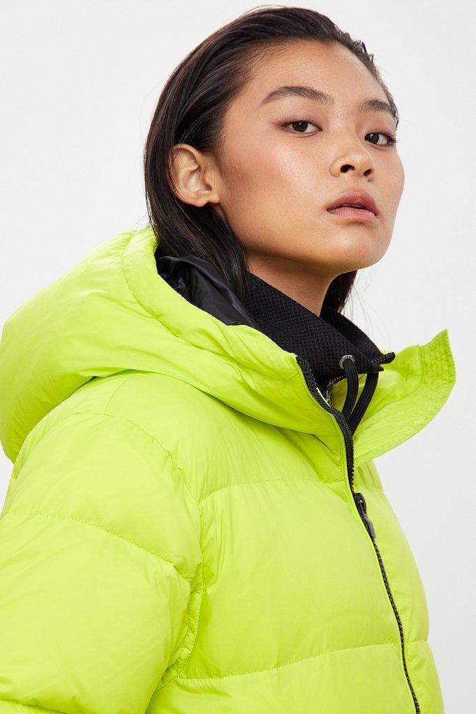 Пальто женское, Модель W20-32041, Фото №1