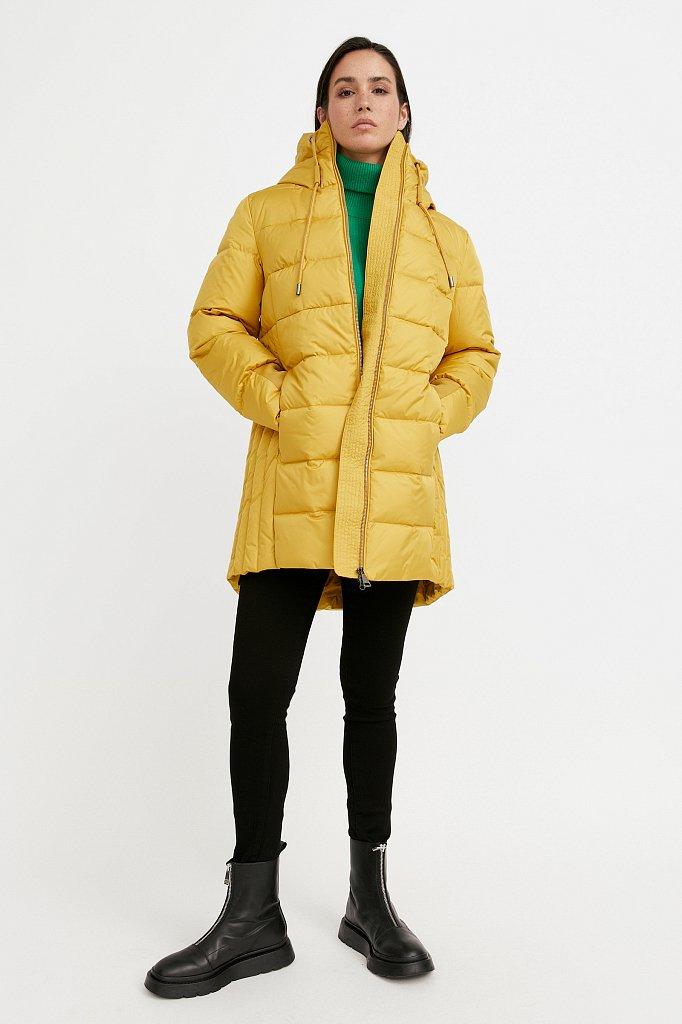 Пальто женское, Модель W20-11014, Фото №3