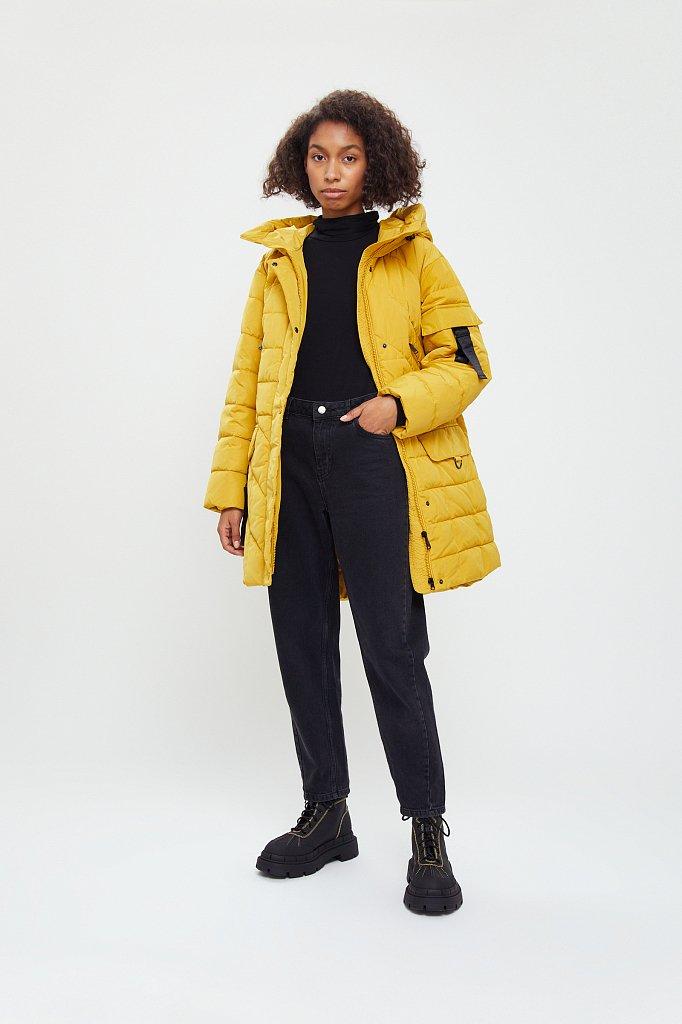 Пальто женское, Модель W20-12029, Фото №2