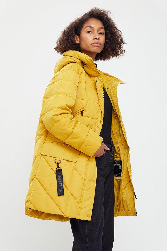 Пальто женское, Модель W20-12029, Фото №4