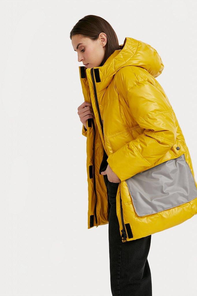 Куртка женская, Модель W20-12036, Фото №3