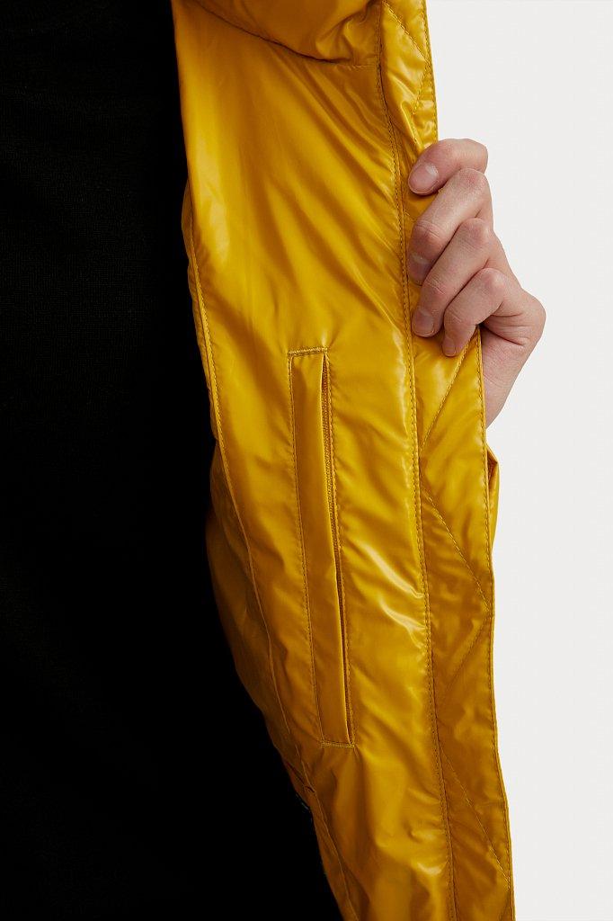 Куртка женская, Модель W20-12036, Фото №4