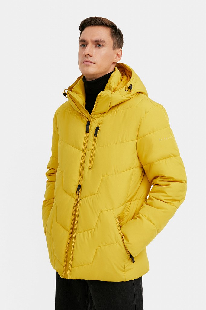 Куртка мужская, Модель W20-42006, Фото №1