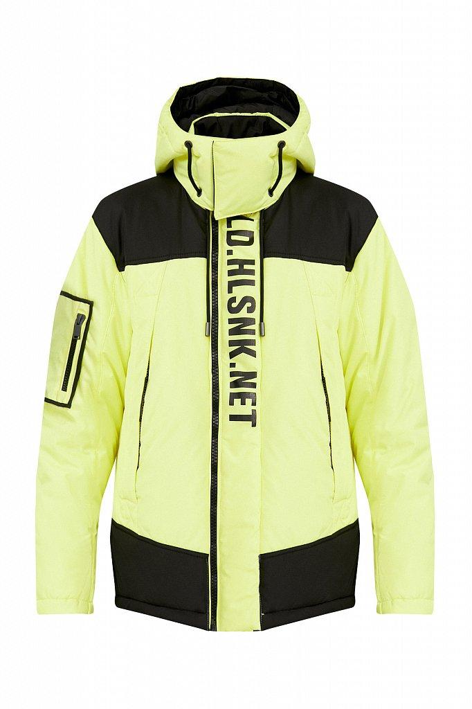 Куртка мужская, Модель W20-42008, Фото №7