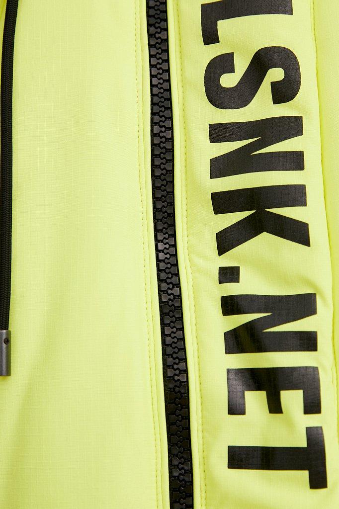 Куртка мужская, Модель W20-42008, Фото №5