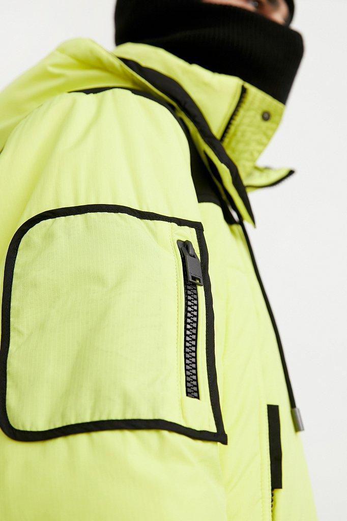 Куртка мужская, Модель W20-42008, Фото №6