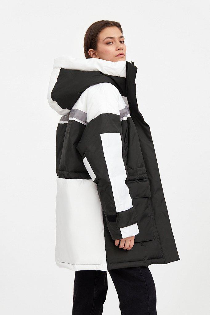 Пальто женское, Модель W20-51002, Фото №4