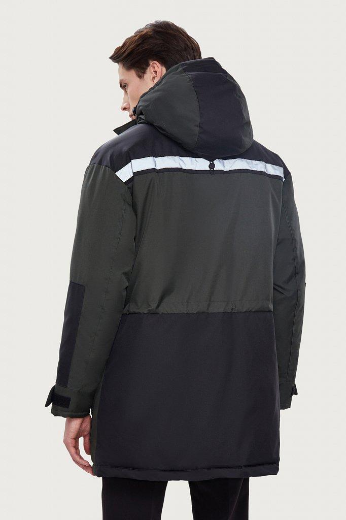 Пальто мужское, Модель W20-61002, Фото №5