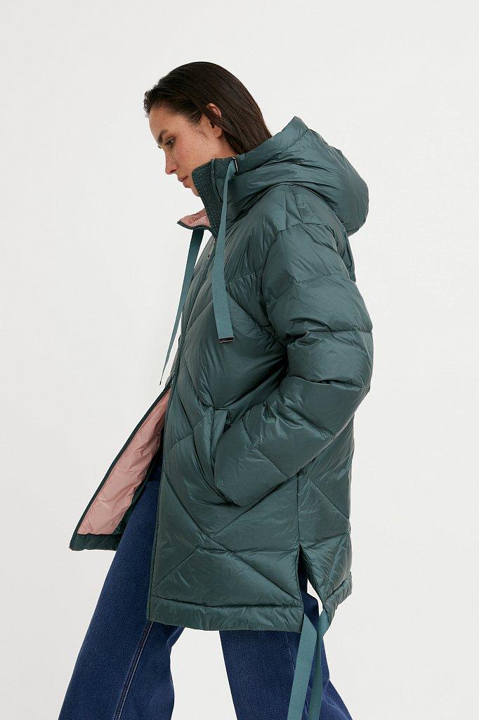 Куртка женская, Модель W20-11033, Фото №1