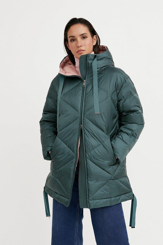 Куртка женская, Модель W20-11033, Фото №2
