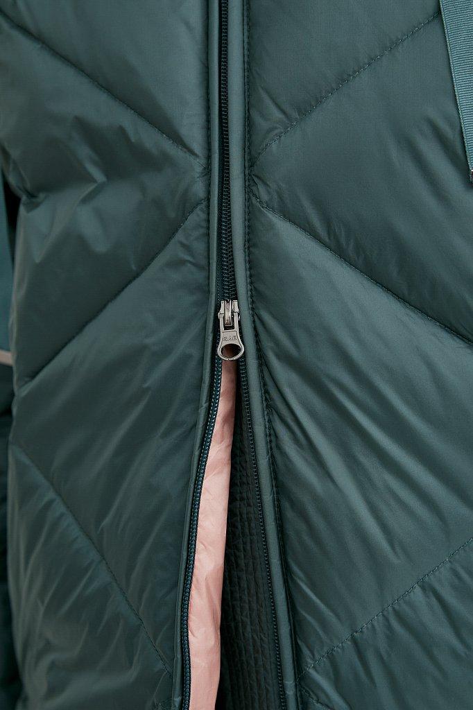 Куртка женская, Модель W20-11033, Фото №4
