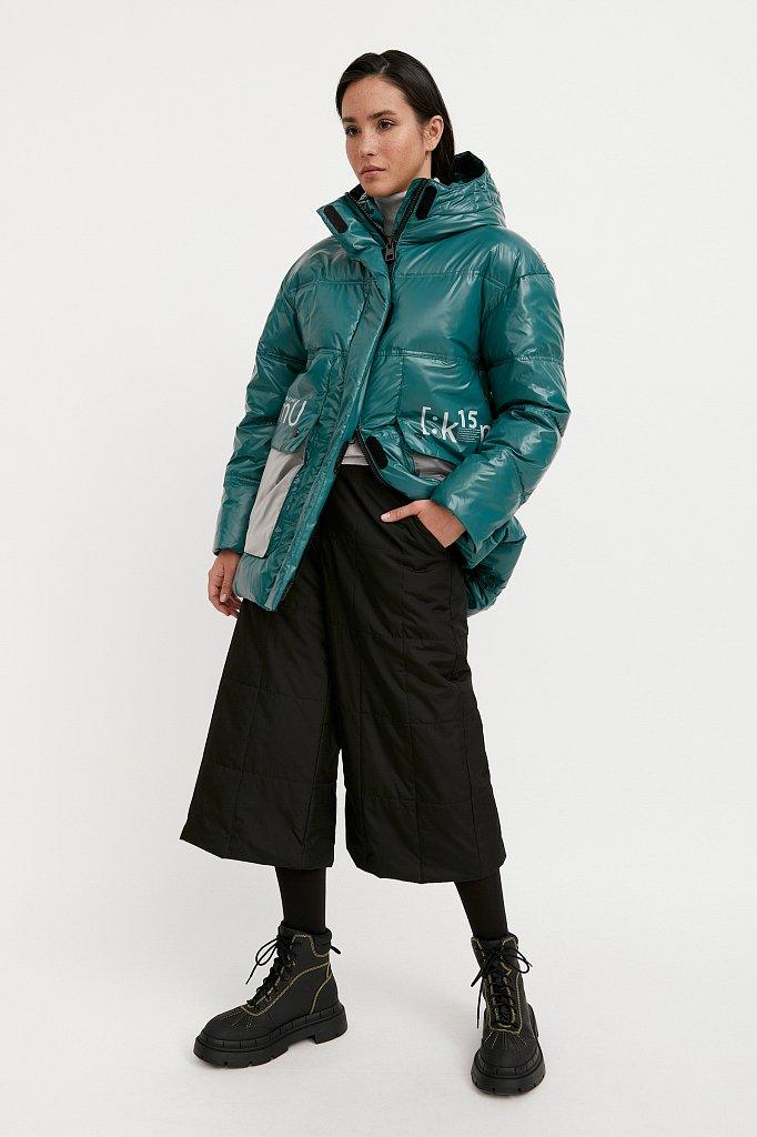 Куртка женская, Модель W20-12036, Фото №1