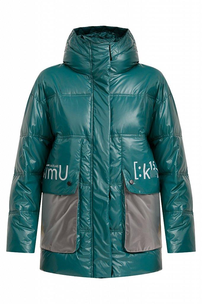 Куртка женская, Модель W20-12036, Фото №9