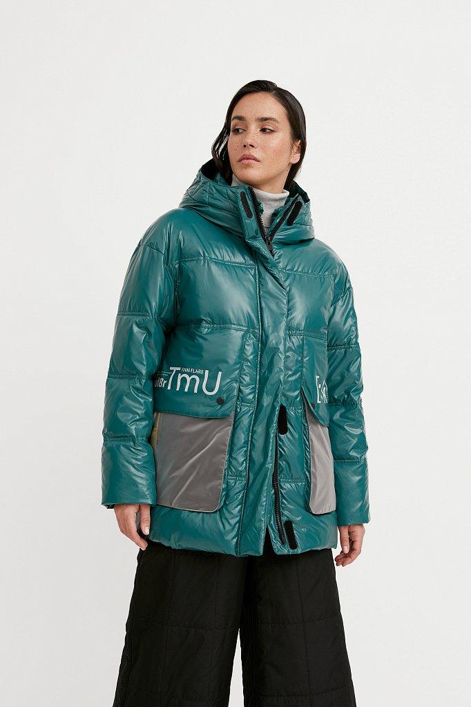 Куртка женская, Модель W20-12036, Фото №2