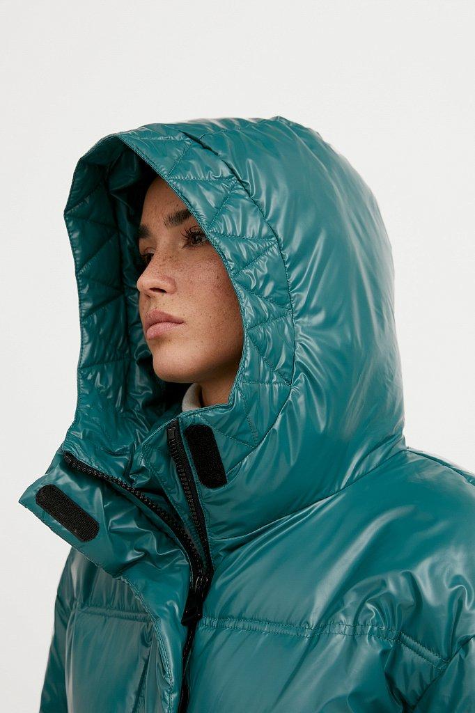 Куртка женская, Модель W20-12036, Фото №6