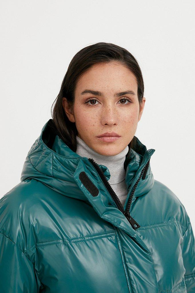 Куртка женская, Модель W20-12036, Фото №7