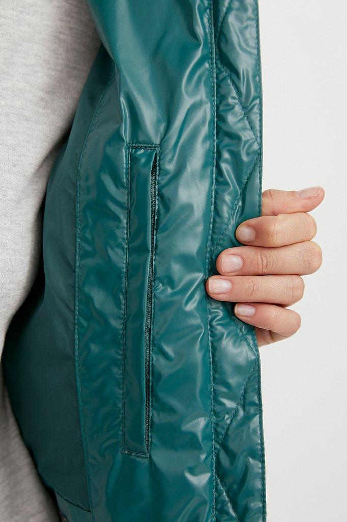 Куртка женская, Модель W20-12036, Фото №8