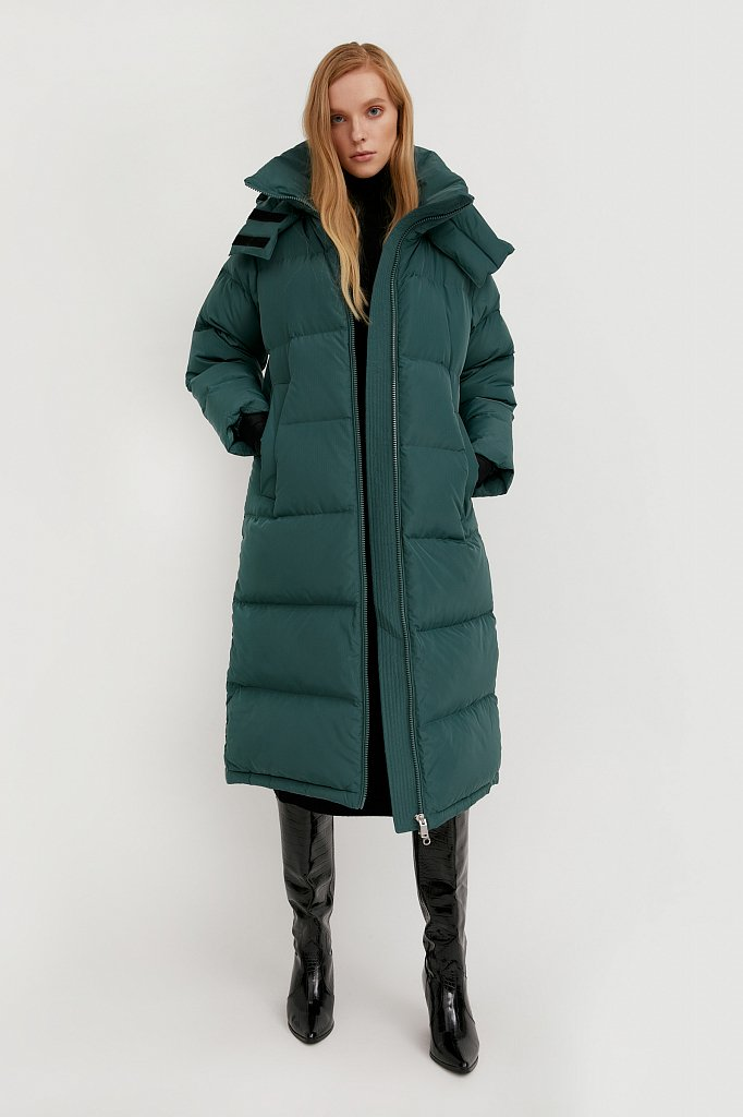 Пальто женское, Модель W20-12038, Фото №1