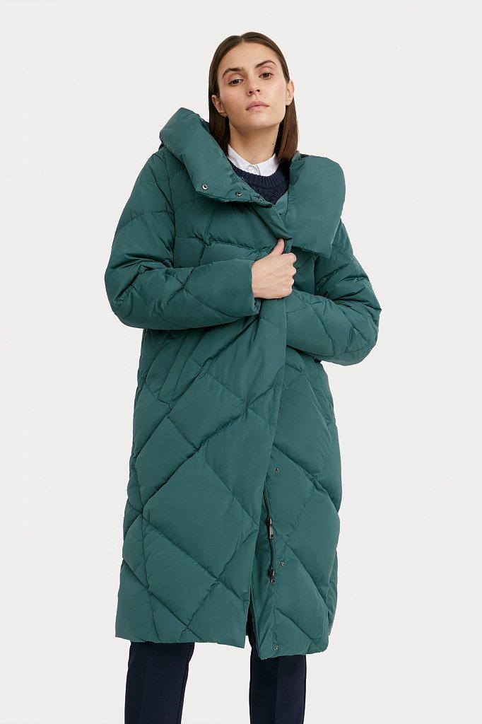 Пальто женское, Модель W20-12041, Фото №2