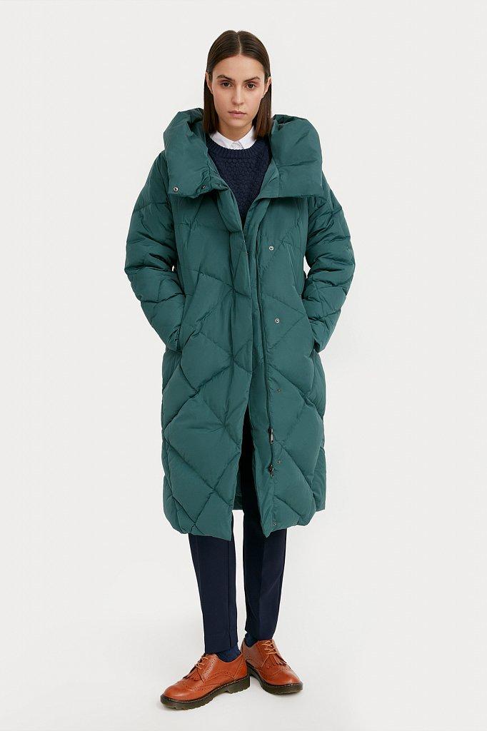 Пальто женское, Модель W20-12041, Фото №3