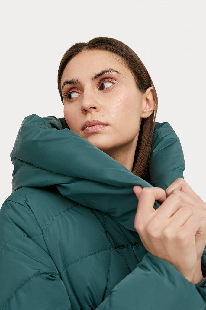 Пальто женское, Модель W20-12041, Фото №7