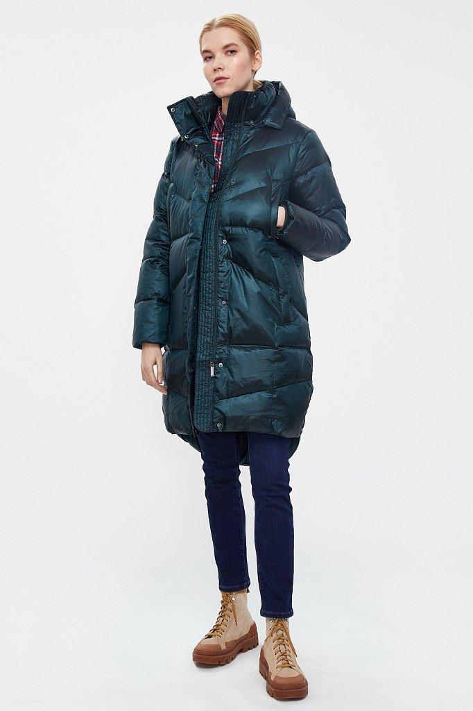 Пальто женское, Модель W20-11001F, Фото №1