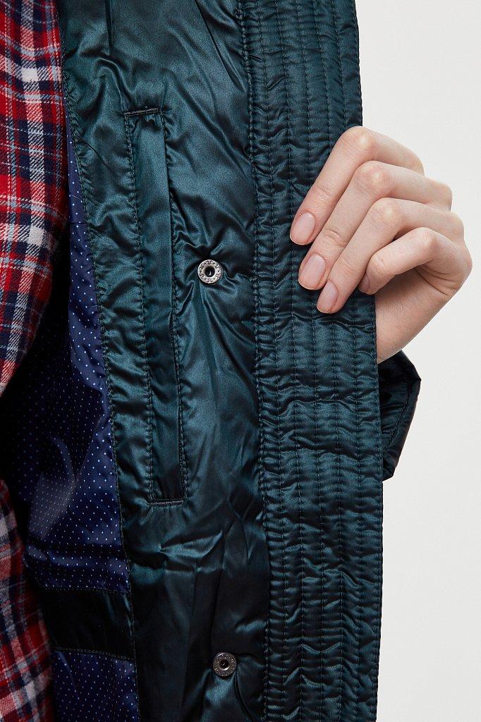 Пальто женское, Модель W20-11001F, Фото №3