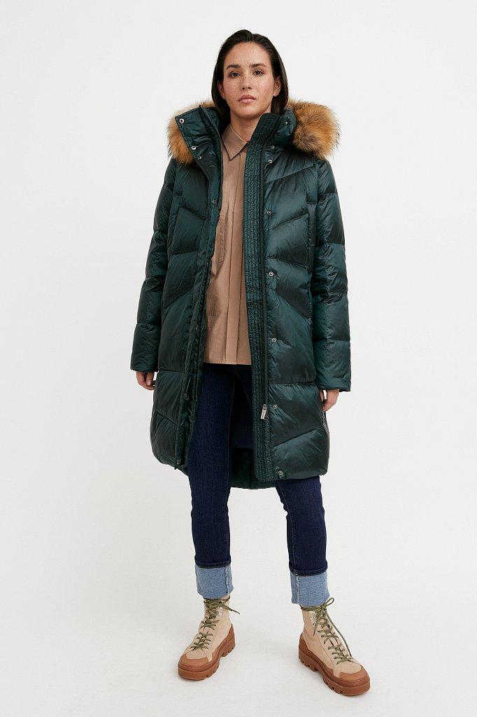 Пальто женское, Модель W20-11001, Фото №3