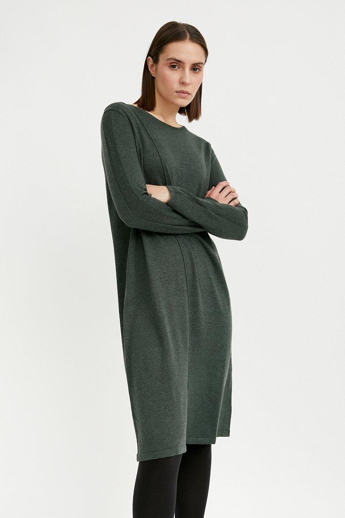 Платье женское, Модель W20-11113, Фото №3
