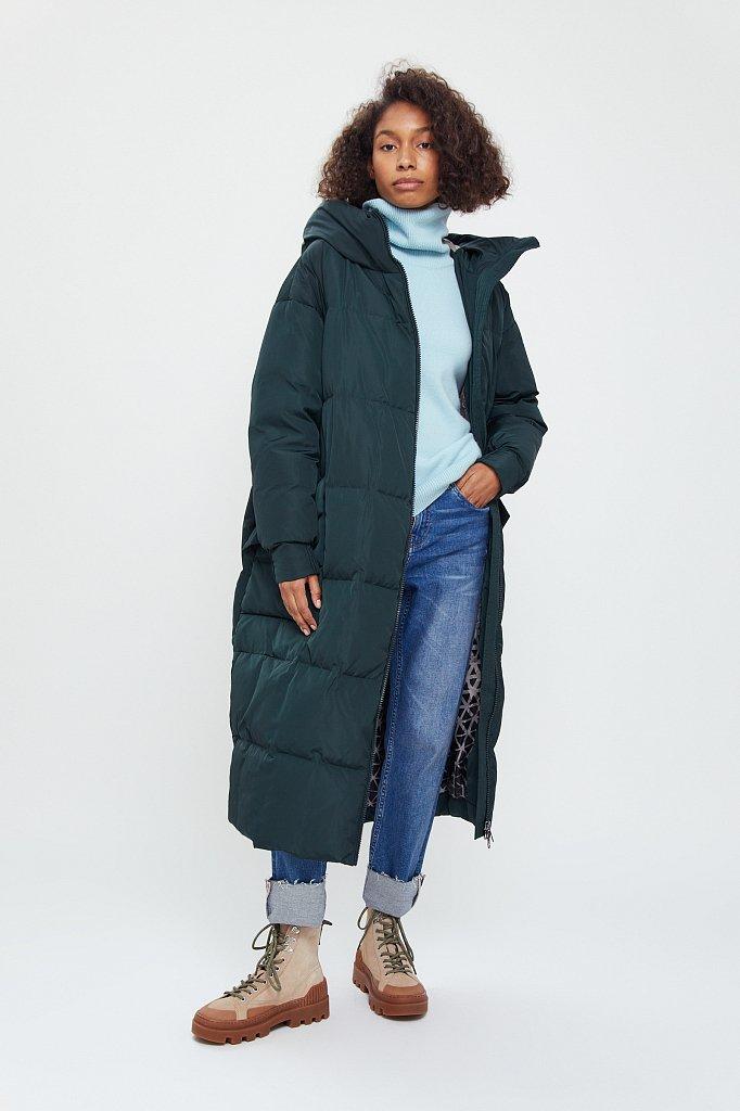 Пальто женское, Модель W20-12004, Фото №2