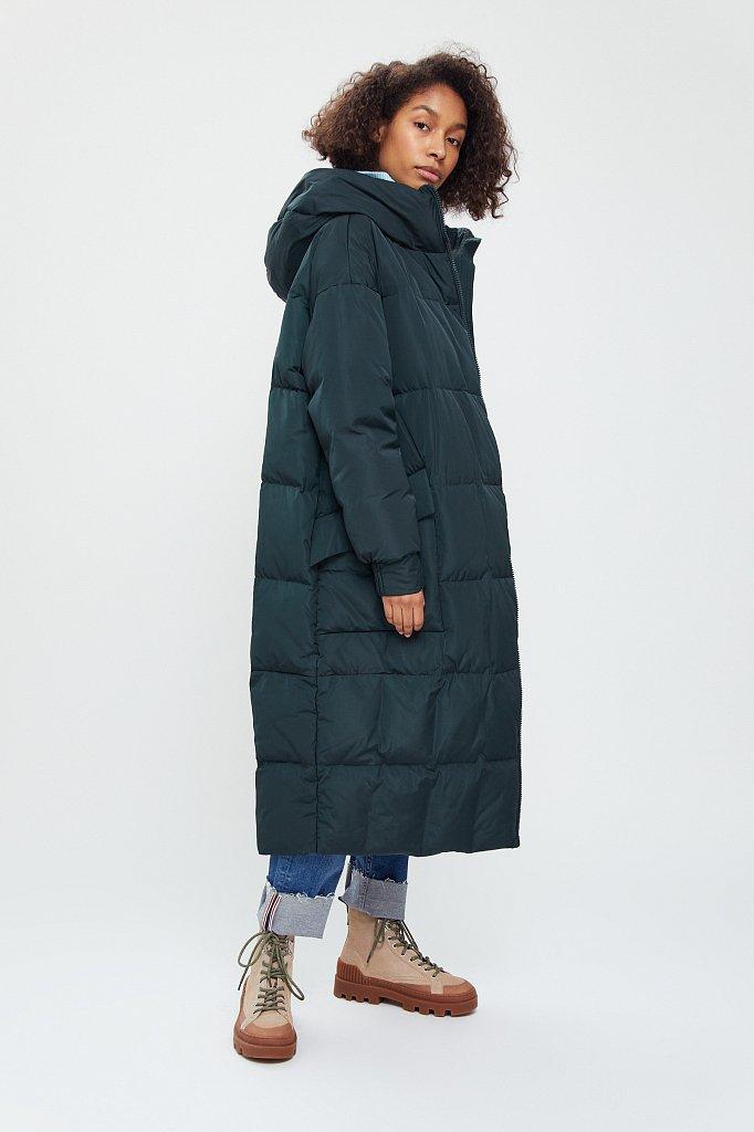 Пальто женское, Модель W20-12004, Фото №3