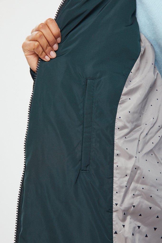 Пальто женское, Модель W20-12004, Фото №4