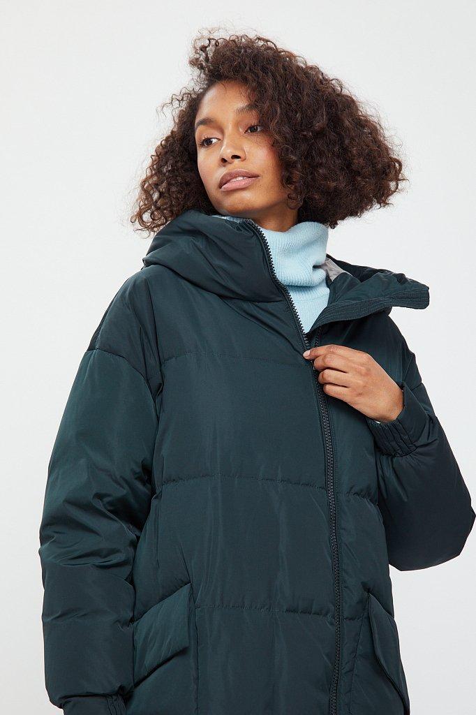 Пальто женское, Модель W20-12004, Фото №6