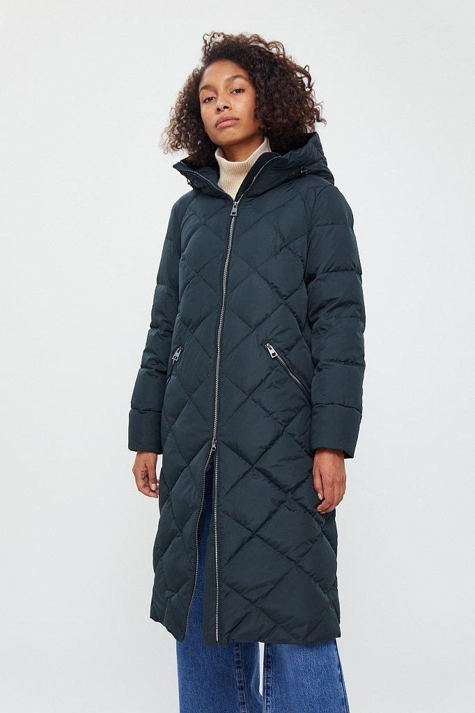 Пальто женское, Модель W20-12025F, Фото №1