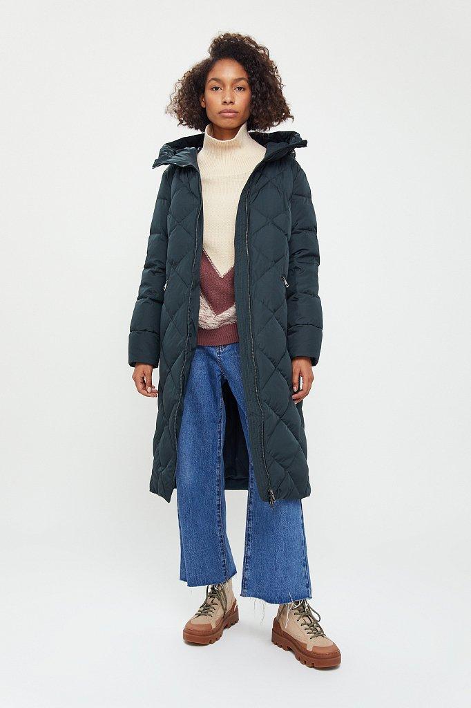 Пальто женское, Модель W20-12025F, Фото №2