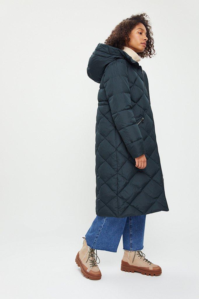 Пальто женское, Модель W20-12025F, Фото №4