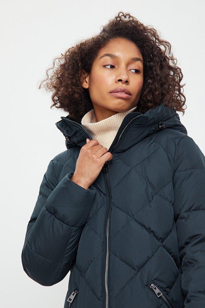 Пальто женское, Модель W20-12025F, Фото №6