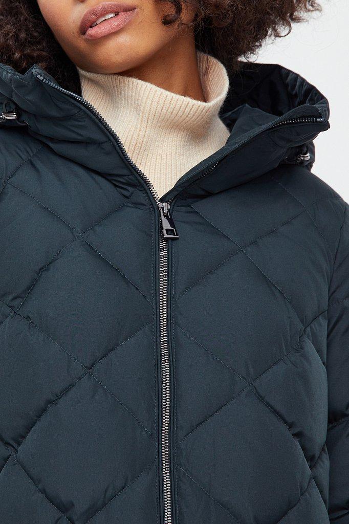 Пальто женское, Модель W20-12025F, Фото №7
