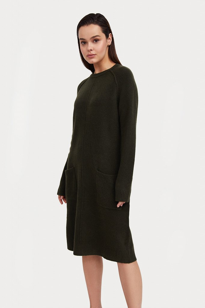 Платье женское, Модель W20-12112, Фото №1